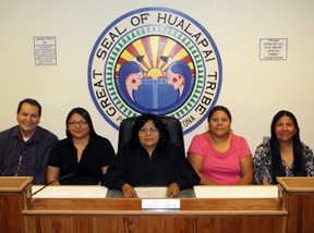 Tribal Court Staff