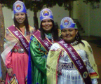2011 Miss Hualapai, Miss Teen Hualapai, and Lil'Missy Hualapai