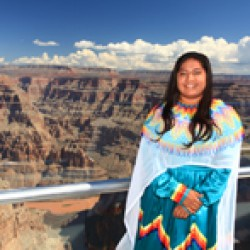 Hualapai Student Recognized as College Student of the Year