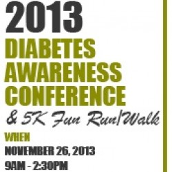 2013 Diabetes Conference & Request for Lunch Bids