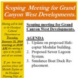 Scoping Meeting for GCW on 01.21.14