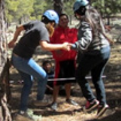 Hualapai Rope Challenge Course
