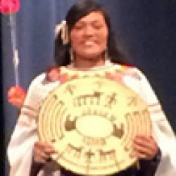 Hualapai Crowned 2014 Miss Sherman High School